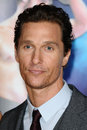Matthew Mcconaughey Stock Images