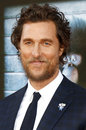 Matthew McConaughey Royalty Free Stock Photo