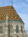 Matthias Church Royalty Free Stock Photo