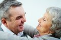 Mature love Royalty Free Stock Images
