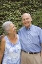 Mature wife and husband Stock Photos