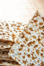 Matzos close up Royalty Free Stock Photo