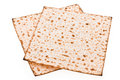 Matzot Royalty Free Stock Image