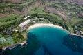 Mauna Kea Beach, Big Island, Hawaii Royalty Free Stock Photo