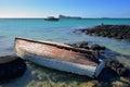 Mauritius north coast Royalty Free Stock Photo