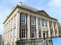Mauritshuis Museum in  Hague. Royalty Free Stock Photos