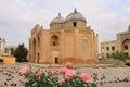 The mausoleum of sheikh massal ad din in khujand city tajikistan safi e ardabili progenitor safavid dynasty is part complex safi Stock Image