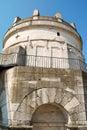 Mausoleum of Theodoric in Ravenna Royalty Free Stock Photo