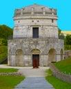 Mausoleum of Theodoric in Ravenna, Italy Royalty Free Stock Photo