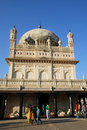 Mausoleum of Tipu sultan in India Stock Photo