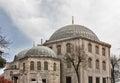 The mausoleumof murat iii istanbul mausoleum of sultan murad was built in Royalty Free Stock Image