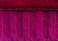 Mauve sweater background Royalty Free Stock Photo