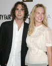 Max Azria,January Jones,Josh Groban Stock Photography