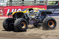 Max-D Monster Truck Royalty Free Stock Photo