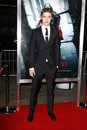 Max irons los angeles mar arriving at the red riding hood premiere at grauman s chinese theater on march in los angeles ca Stock Photo