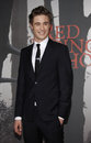 Max irons at the los angeles premiere of red riding hood held at the grauman s chinese theatre in hollywood usa Stock Photography