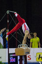 Max whitlock gbr anadia portugal june during the art gymnastics fig world cup challenge on june in anadia portugal Stock Photo