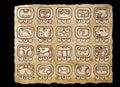 Maya Calendar Royalty Free Stock Images