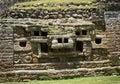 Maya Jaguar Temple Royalty Free Stock Photo