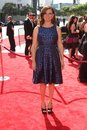 Maya rudolph at the primetime creative arts emmy awards nokia theatre l a live los angeles ca Stock Photography