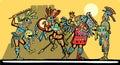 Maya batalla