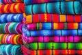 Mayan blankets Royalty Free Stock Photo