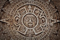 Mayan Calendar Royalty Free Stock Photo