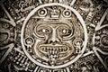 Mayan Calender Royalty Free Stock Photo