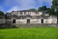 Mayan ruins at tikal guatemala one of the largest archaeological sites and urban centres of the pre columbian maya civilization Stock Images