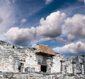 Mayan ruins of tulum mexico Stock Photo