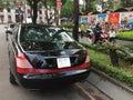 Maybach luxury car