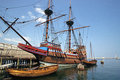 Mayflower 2 Royalty Free Stock Photo