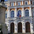 Mayor, hall, Mairie Royalty Free Stock Photo