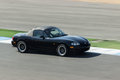 Mazda MX-5 Royalty Free Stock Photo