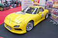 Mazda RX-7 Stock Photo