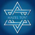 Mazel Tov Royalty Free Stock Photo