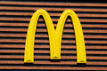 Mc Donalds logo Royaltyfria Foton