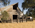 McCourtney Barn2 Royalty Free Stock Photo
