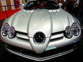 Mclaren Mercedez Benz SLR Royalty Free Stock Photography