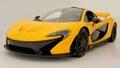 McLaren P1 Royalty Free Stock Photo