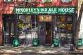 Mcsorleys old ale house new york city aug historic is the oldest irish pub in new york city this landmark tavern was established Stock Image