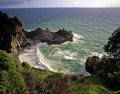 McWay Falls 2 Royalty Free Stock Photo