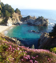 McWay Falls, Big Sur, California Royalty Free Stock Photo