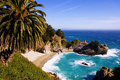 McWay Falls, California Royalty Free Stock Photos
