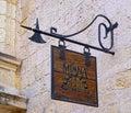 Mdina Dungeons, Malta Royalty Free Stock Photo