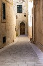 Mdina - silent city of Malta Royalty Free Stock Photo