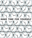 Me time Royalty Free Stock Images