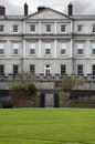 Meadow Square in Dublin Castle Stock Photography