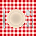 Meal Setting Royalty Free Stock Image
