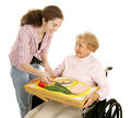 Meals on Wheels Royalty Free Stock Photo